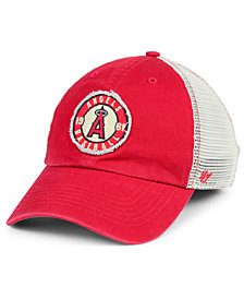 '47 Brand Los Angeles Angels Tally CLOSER Stretch Fitted Cap