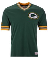 Mitchell   Ness Men s Green Bay Packers Overtime Win Vintage T-Shirt d4a0e2bba