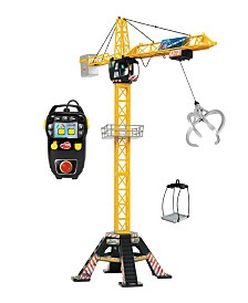Dickie Toys - Mega Crane Remote Control Set