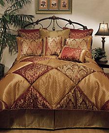 Sherry Kline Chateau Royale 4-Piece Comforter Set, Queen