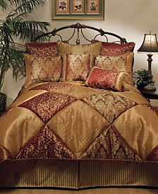 Sherry Kline Chateau Royale 4-Piece Comforter Set, Queen