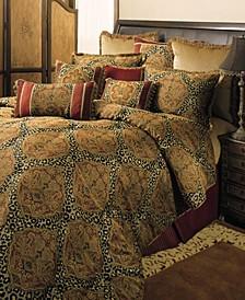Sherry Kline Tangiers Royale 3-Piece Comforter Set, King