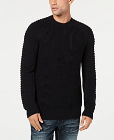 I.N.C. Men's Regular-Fit Ottoman Sweater, Created for Macy's