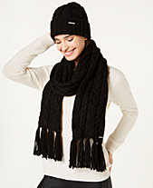 MICHAEL Michael Kors Cable-Knit Collection 2180fc6cfb37
