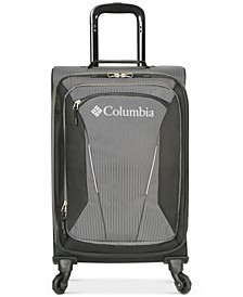 """Kiger 21"""" Carry-On Spinner Suitcase"""