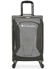 "Columbia Kiger 21"" Carry-On Spinner Suitcase"