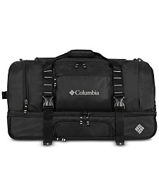 "Columbia Scappoose Bay 22"" Drop-Bottom Duffel Bag"