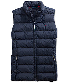 Tommy Hilfiger Women's Puffer Vest from The Adaptive Collection