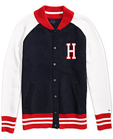 Tommy Hilfiger Women's Colorblock Sweater from The Adaptive Collection