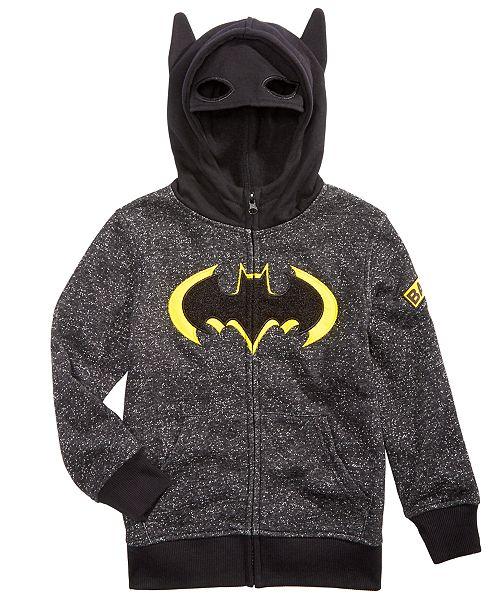 e3280c620977f DC Comics Little Boys Batman Mask Hoodie & Reviews - Sweaters ...