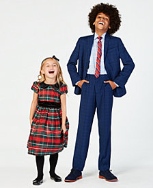 Tommy Hilfiger & Jayne Copeland Toddler & Little Girls & Big Boys Holiday Dresses and Dresswear