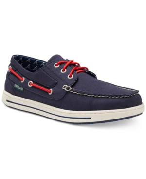 Eastland Men's Adventure Mlb Atlanta Braves Boat Shoes Men's Shoes