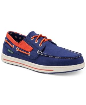 Eastland Men's Adventure Mlb Houston Astros Boat Shoes Men's Shoes