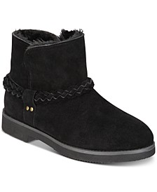 Kaii Cold-Weather Ankle Booties, Created for Macy's