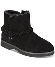 Style & Co Kaii Cold-Weather Ankle Booties, Created for Macy's