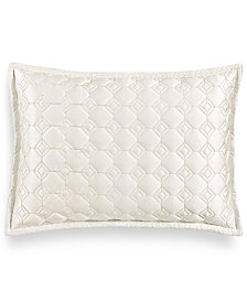Hotel Collection Alabastar Quilted Standard Sham, Created for Macy's