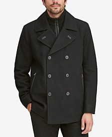 Men's Emmett Double Breasted Peacoat