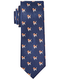 Lauren Ralph Lauren Big Boys Puppies Necktie