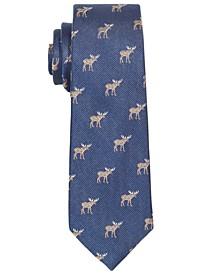 Big Boys Moose Necktie