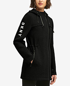 DKNY Logo Graphic Jacket, Created for Macy's
