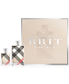 Burberry 2-Pc. Brit For Her Gift Set