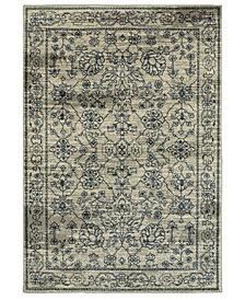 """Oriental Weavers Linden 7804  3'10"""" x 5'5"""" Area Rug"""