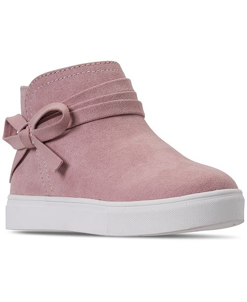 Nine West Toddler Girls' Carabellah Ankle Boots from Finish Line