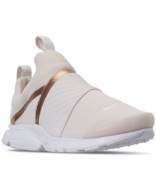 87624762a4ae Nike Girls  Presto Extreme Running Sneakers from Finish Line ...