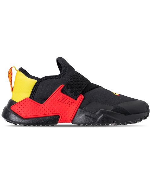 ... Nike Boys  Huarache Extreme SE Just Do It Running Sneakers from Finish  ... 83b9ada6e