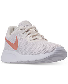Nike Women's Tanjun Casual Sneakers from Finish Line