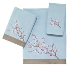 Avanti Audrina Embroidered Bath Towel