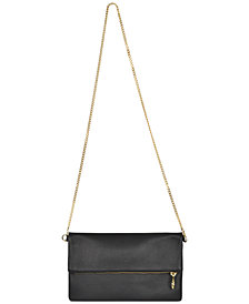 Lauren Cecchi New York Foldover Crossbody Clutch