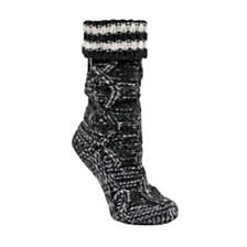 DKNY Varsity Stripe Slipper Sock