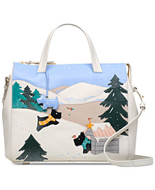 Radley London At Home In The Snow Satchel