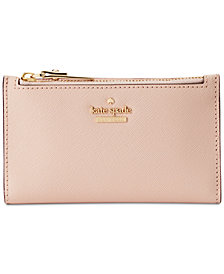 kate spade new york Cameron Street Mikey Saffiano Leather Wallet