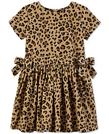 Carter's Toddler Girls Cheetah-Print Cotton Dress