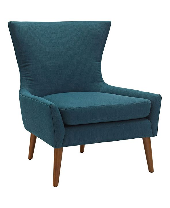 Modway Keen Upholstered Fabric Armchair