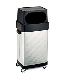 17-Gallon Wheeled Trash Bin