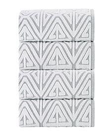 Enchante Home Glamour 4-Pc.Turkish Cotton Bath Towel Set