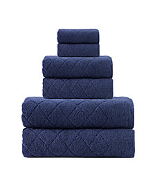 Enchante Home Gracious 6-Pc. Turkish Cotton Towel Set