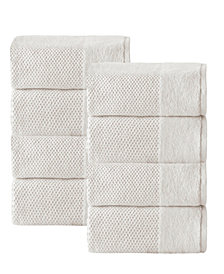 Enchante Home Incanto 8-Pc. Hand Towels Turkish Towel Set