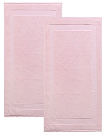 Enchante Home Signature 2-Pc. Turkish Cotton Bath Mat Set