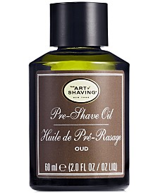 The Art of Shaving Oud Pre-Shave Oil, 2 fl. oz.
