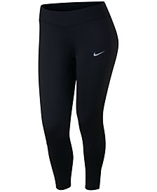 Nike Plus Size Racer Leggings