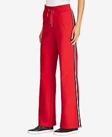 Lauren Ralph Lauren Striped Sweatpants