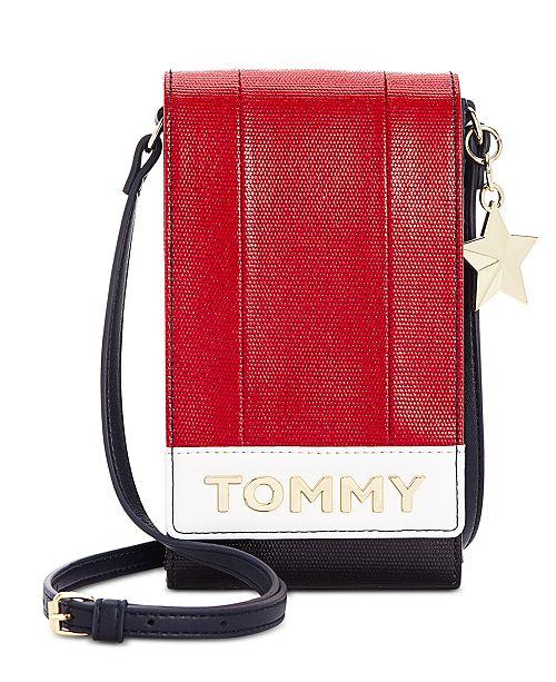 8bbb0c6c3e07 Tommy Hilfiger Peyton iPhone Holder Crossbody - Handbags ...