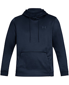 Under Armour Men's Big and Tall Armour Fleece Hoodie