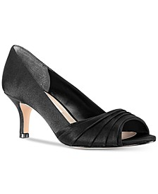 Chezare Evening Pumps