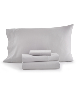 Image of Goodful Solid 4-Pc Queen Sheet Set, 300 Thread Count Hygro Cotton, Created for Macy's Bedding