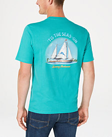Tommy Bahama Men's 'Tis the Seas-On Graphic T-Shirt